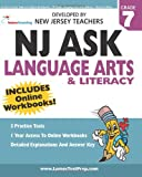 NJ ASK Practice Tests and Online Workbooks - 7th Grade Language Arts and Literacy - Student Edition, Lumos Learning, 1456399241