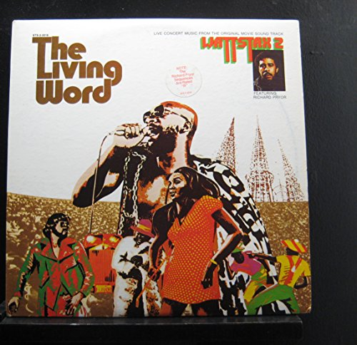 Various - The Living Word - Wattstax 2 - Lp Vinyl Record
