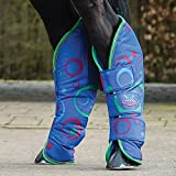 Weatherbeeta Wide Tab Travel Boot Cob Circle Print
