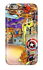 Zheng caseGAvlIlC3414YPmGt JudyRM Awesome Case Cover Compatible With Iphone 6 - Other