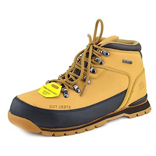 Groundwork Gr77 - Zapatos de Seguridad adultos, unisex MIEL-GR77