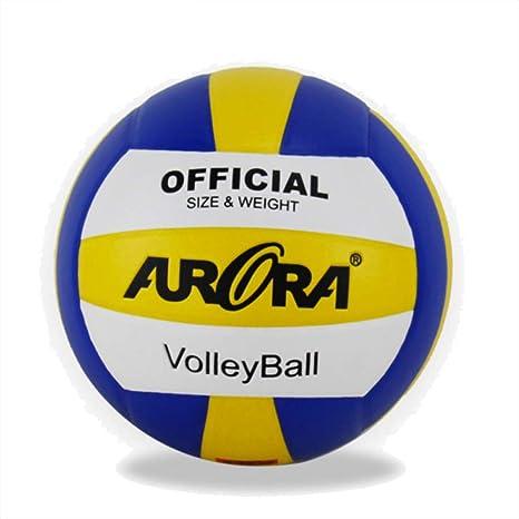 AoLigei Pelota de Voleibol, Pelota de Voleibol de Tacto Suave ...