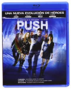 Push (Bd) [Blu-ray]