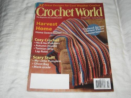 Crochet World October 2009 (Vol. 32, No. 5)