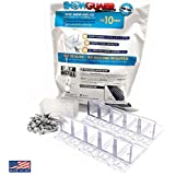 (10 Pack) Snow Guard with Perfect Seal Gasket