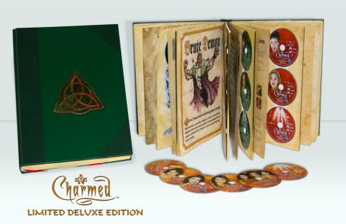 Charmed: Complete Series [Reino Unido] [DVD]: Amazon.es: Cine y Series TV
