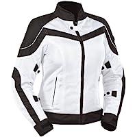 BILT Women's Techno Mesh Motorcycle Jacket - 3XL,...