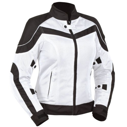 Womens Summer Motorcycle Jacket - 7