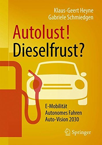 Download Autolust! Dieselfrust? (German Edition) pdf