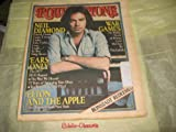 img - for Rolling Stone Magazine, September 23rd 1976, Issue No. 222, Neil Diamond on cover (Elton and the apple; first dispatch from NY, war games; public death of Private Lynn McClure, Ronstadt redeemed, ears only; 1977 hi-fi report, Issue No. 222) book / textbook / text book