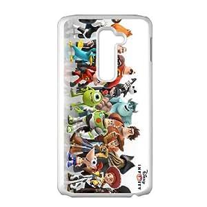 Disney Infinity LG G2 Cell Phone Case White 53Go-333494