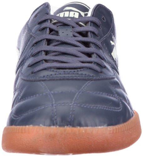 Puma Esito Classic Sala 102549 Herren Hallenschuhe Blau (navy-whisper white 05)