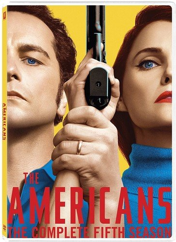 DVD : The Americans: The Complete Fifth Season (Boxed Set, Widescreen, Dolby, AC-3, Subtitled)