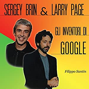 Sergey Brin e Larry Page Audiobook