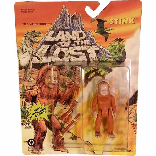 Stink from Land of the Lost Action Figure