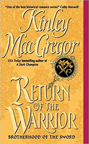Read online Return of the Warrior (Brotherhood of the Sword, Book 2) Download PDF EPUB k2mm11