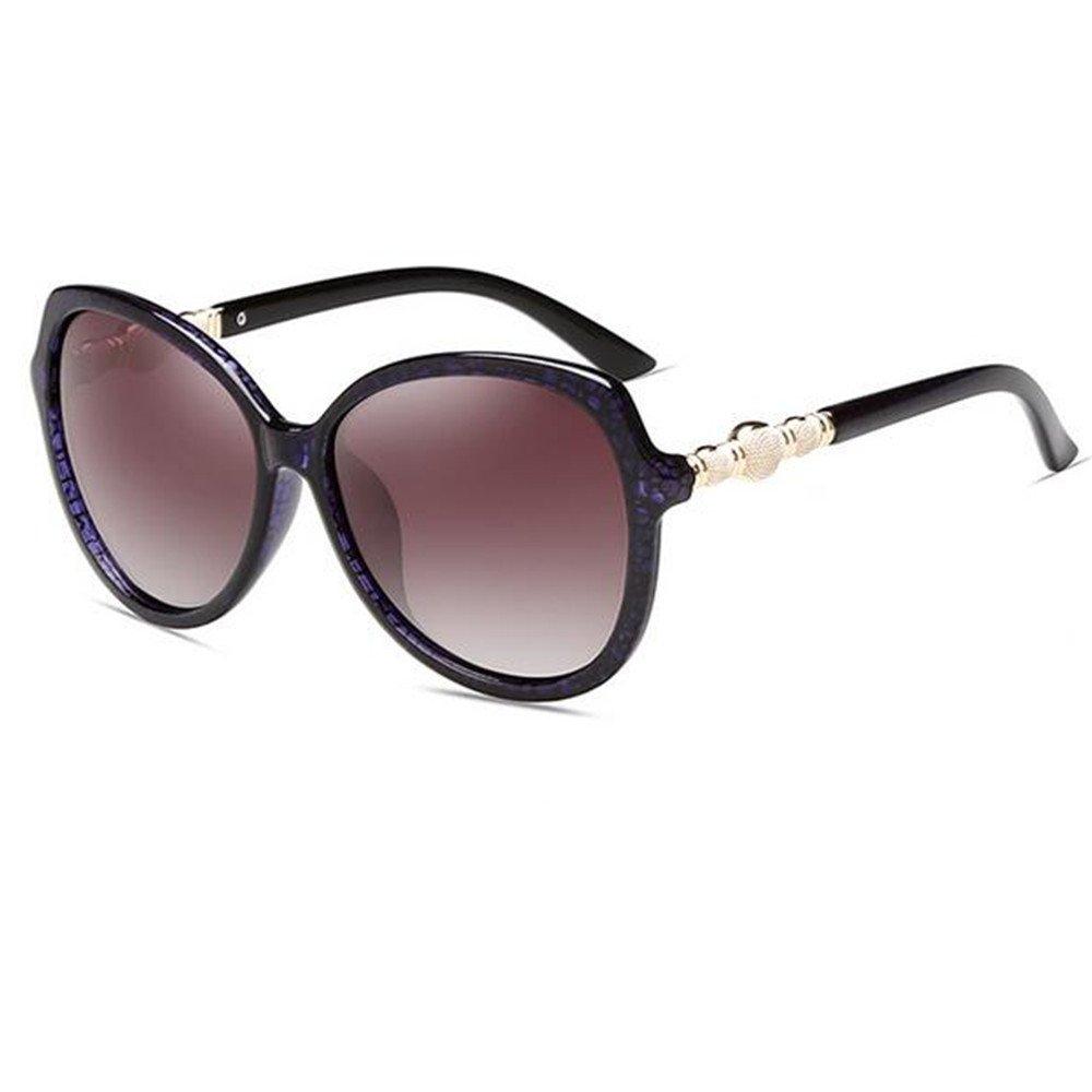 SHULING Sonnenbrille Neue Optische Sonnenbrille Big Box Frau Retro Sonnenbrille