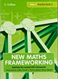 img - for Year 7 Practice Book 3 (Levels 5-6) (New Maths Frameworking) (Bk. 3) book / textbook / text book