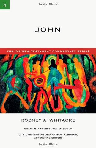 Download John (IVP New Testament Commentary) ebook
