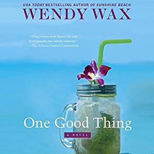 One Good Thing Audiobook