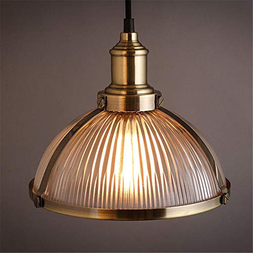 Prismatic Dome Pendant Light