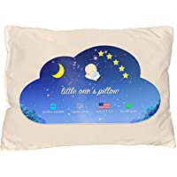 Little One's Pillow - Toddler Pillow, Delicate Organic...