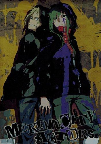 カゲロウプロジェクト メカクシティアクターズ クリアファイル (カノ キド)の商品画像