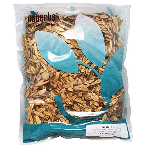 Cinnamon - Cassia Twig - Cinnamonum Cassia; Ramulus - Gui Zhi - Bulk Cut Herb 1lb - Nuherbs Lab Tested