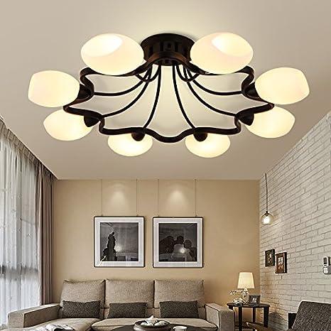 País americano sala techo ideas dormitorio simple lámpara ...