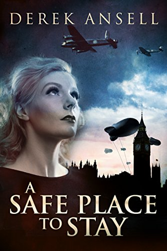 A Safe Place To Stay by [Ansell, Derek]