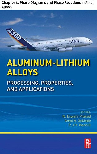 Aluminum-Lithium Alloys: Chapter 3. Phase Diagrams and Phase Reactions in Al-Li Alloys (Aluminum Alloy Castings Properties Processes And Applications)