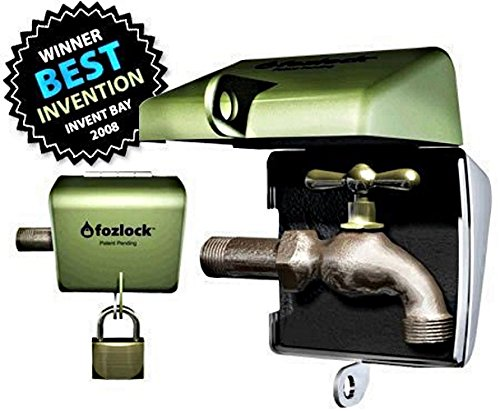 Fozlock Outdoor Faucet Lockout System product image