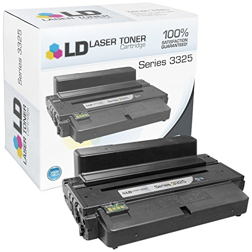 - LD Compatible Toner Cartridge Replacement for Xerox WorkCentre 3325 106R2313 High Yield (Black)