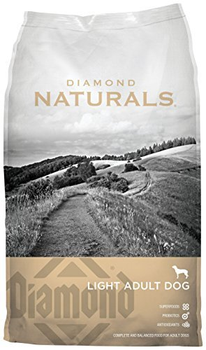 Diamond Naturals Dry Food for Adult Dogs, Lite Lamb and R...