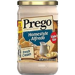 Prego Pasta Sauce, Homestyle Alfredo Sau...