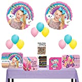 Jojo Siwa Party Supplies and Balloon Decoration Kit