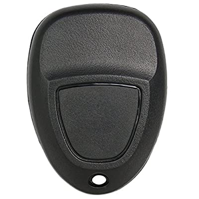 Keyless2Go Keyless Entry Car Key Replacement for Vehicles That Use 5 Button OUC60270 OUC60221, Self-programming: Automotive