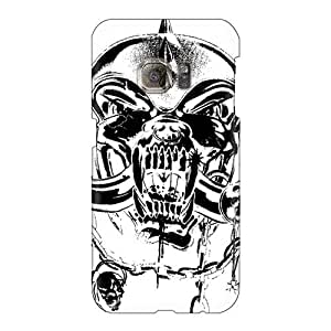 Anti-Scratch Hard Cell-phone Cases For Samsung Galaxy S6 With Support Your Personal Customized HD Motorhead Band Image DannyLCHEUNG