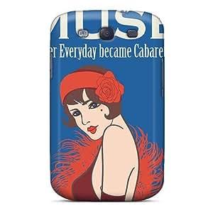 Samsung Galaxy S3 SlN19198fQlb Provide Private Custom HD Muse Skin High Quality Hard Phone Covers -KellyLast