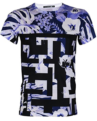 URBAN ICON MEN'S SUBLIMATION PRINT T-SHIRTS