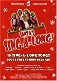 Turn an evening at home into a holiday-themed karaoke night for the whole family with SANTA'S SING-A-LONG. With the help of Santa, his elves, and other beloved friends, parents and kids can sing along with holiday classics as lyrics scroll ac...