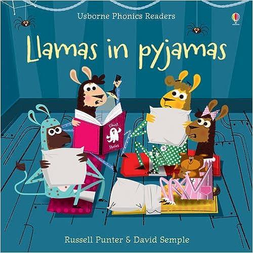 Llamas In Pyjamas Phonics Readers por Sin Autor epub