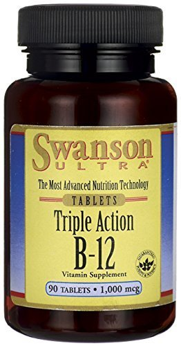Triple Action B 12 Swanson Ultra product image