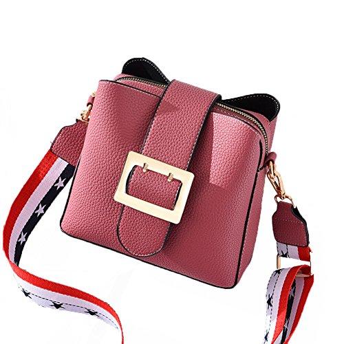 hombro D un bandolera Bolso manera hombro la de Ambiente bolso Conocimiento de Bolso versátil sencillo elegante de de casual D 6PgHB4wq