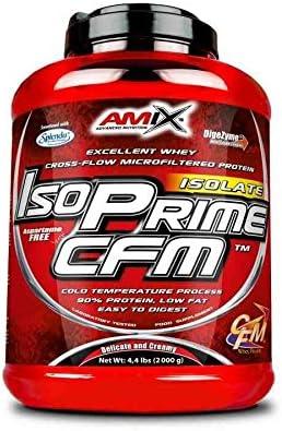 Amix Isoprime Cfm Isolate 2 Kg Frutas Del Bosque 2 2000 g