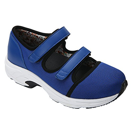 Mesh Blue Shoe Solo 5 Athletic Women's Sneakers M Drew xFqYPRwP