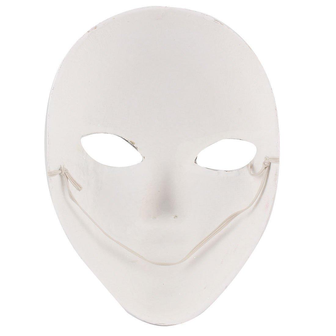 DealMux yeso Mujer mano de pintura Beijing ópera de Pekín maquillaje facial del traje de la máscara naranja: Amazon.es: Hogar