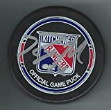 Ryan Murphy Signed Puck - Kitchener Rangers Official - Autographed NHL Pucks