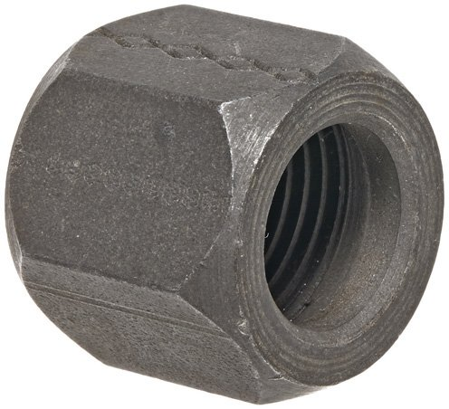 Steel Pack of 15 Eaton 7105X20 Flareless Ermeto Connector Nut Weatherhead 1-1//4 in Tube