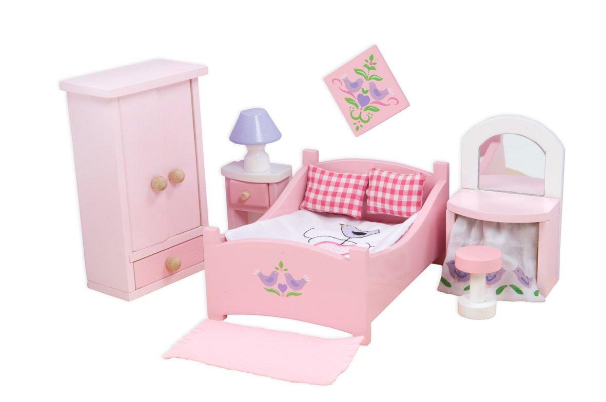 """Puppenschlafzimmer """"sugar plum"""": amazon.de: spielzeug"""